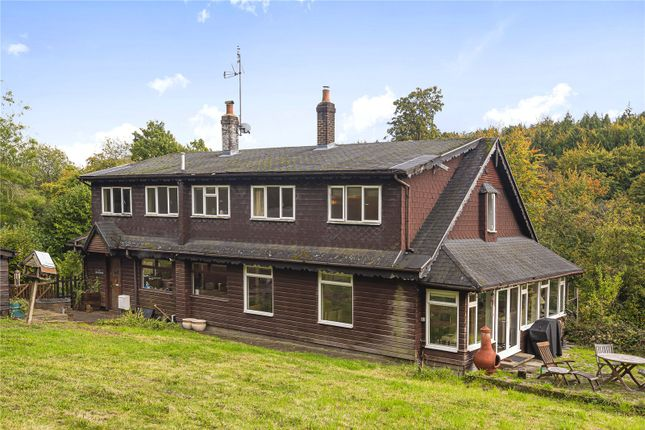Thumbnail Detached house for sale in Wellhouse Road, Beech, Hampshire