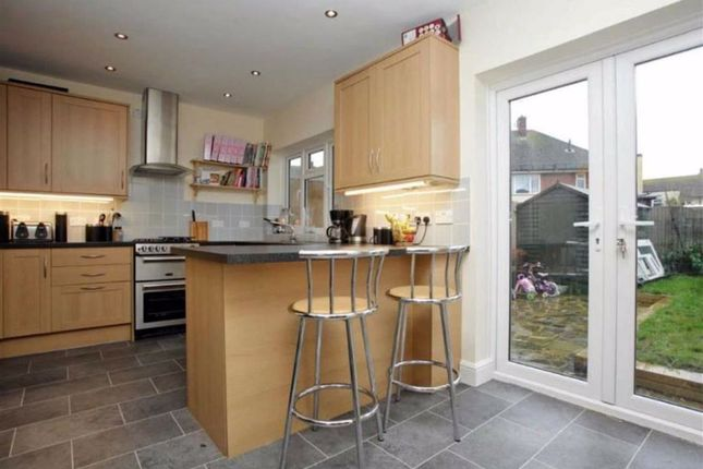 Thumbnail Terraced house for sale in Taynton Drive, Redhill, Surrey