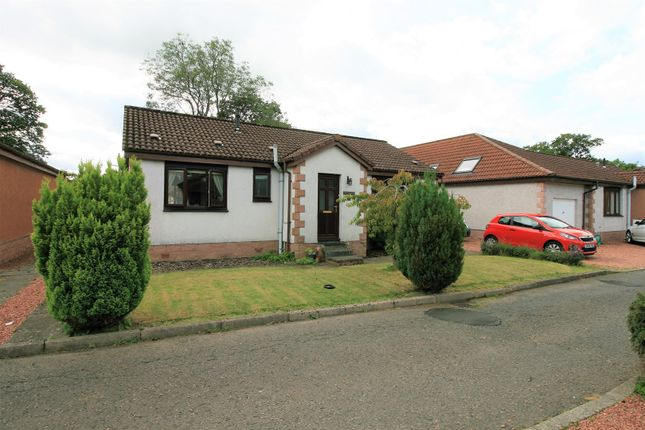 Thumbnail Detached bungalow for sale in Roberts Grove, Galashiels