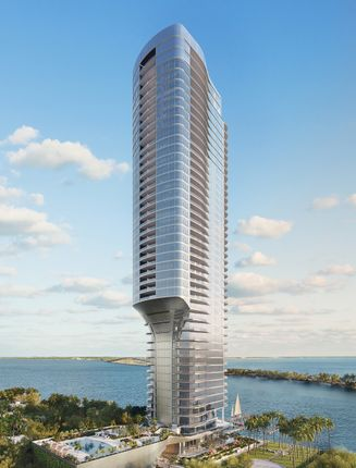 Thumbnail Apartment for sale in 175 Se 25th Rd #3802, Miami, Fl 33129, Usa