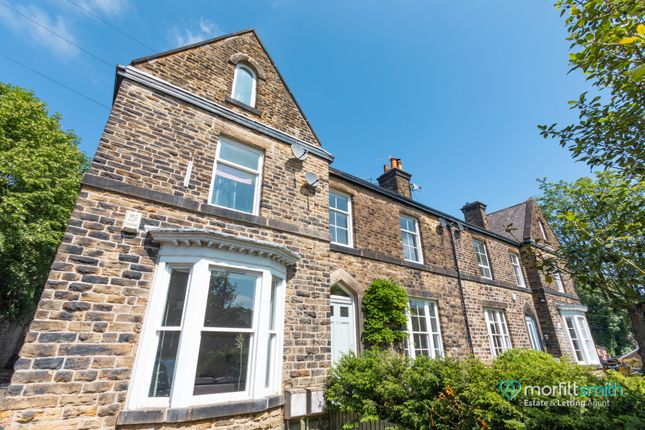 Thumbnail End terrace house to rent in Manchester Road, Broomhill
