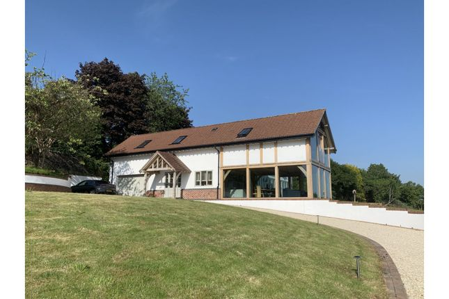 Thumbnail Detached house for sale in Rhodyate, Blagdon