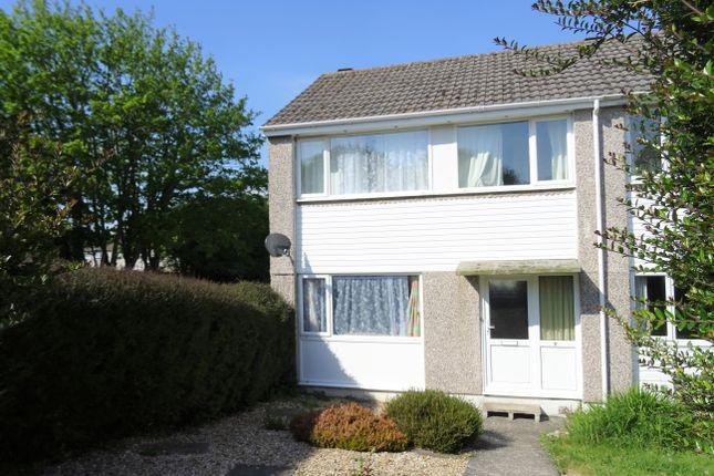 Thumbnail Property to rent in Rapson Road, Liskeard, Cornwall