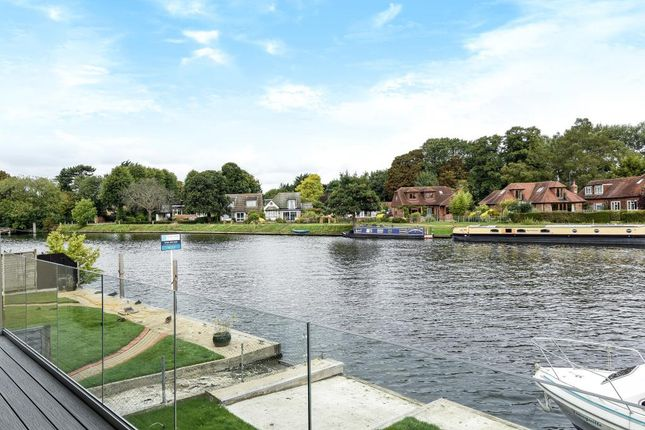 Thumbnail Detached house to rent in Riverside, Staines-Upon-Thames