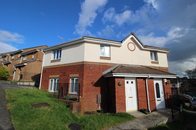 Thumbnail Semi-detached house for sale in Juniper Way, Plympton, Plymouth
