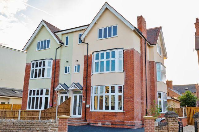 Thumbnail Semi-detached house for sale in Melton Road, West Bridgford