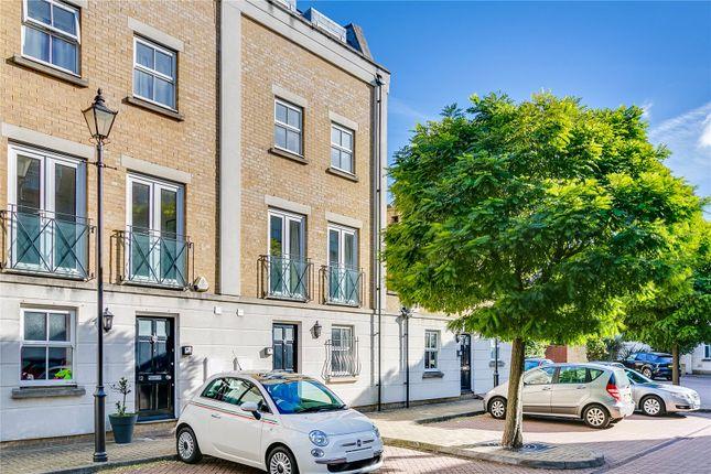 Exterior of Floris Place, London SW4