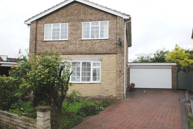 Thumbnail Detached house for sale in Neville Garth, Hedon, Hull
