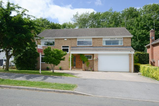 Thumbnail Detached house for sale in Chartwell Avenue, Wingerworth, Chesterfield
