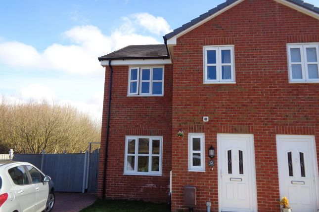 Thumbnail Semi-detached house to rent in Wensum Lea, Walney, Barrow-In-Furness