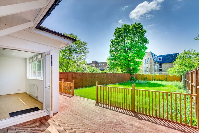 Thumbnail Detached house to rent in Poplar Walk, London