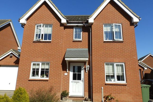 Thumbnail Detached house to rent in Curie Drive, Gorleston, Great Yarmouth