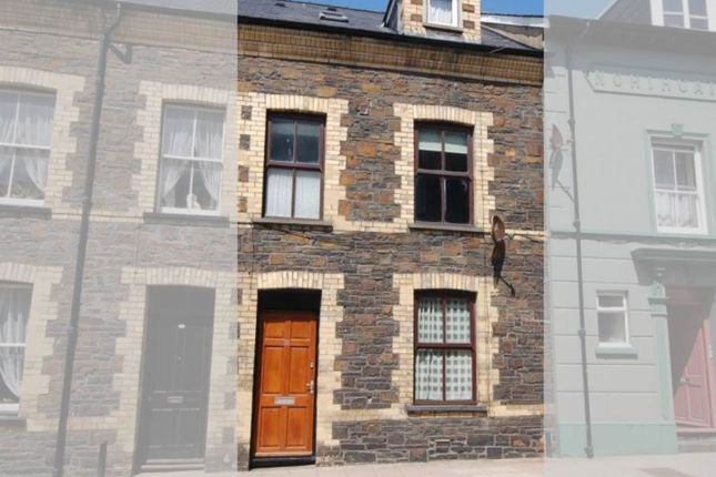 Thumbnail Shared accommodation to rent in 31 Northgate Street, Aberystwyth, Ceredigion