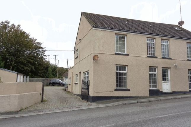 Thumbnail Flat to rent in Nanpean, St. Austell
