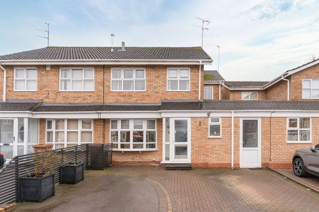 4 bed semi-detached house for sale in Mappleborough Road, Shirley, Solihull B90
