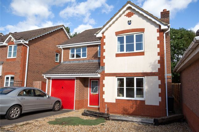 Thumbnail Detached house for sale in Cynder Way, Emersons Green, Bristol