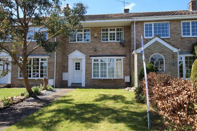 Thumbnail Terraced house to rent in Laburnum Avenue, Cranswick, Driffield