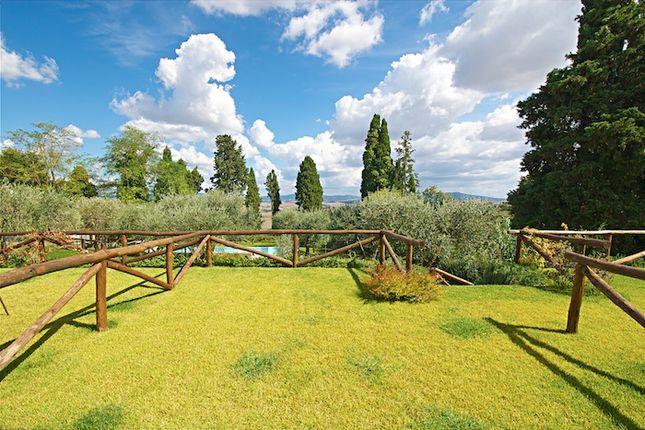 Garden of Lajatico, Volterra, Pisa, Tuscany, Italy
