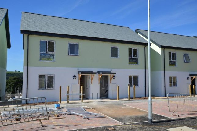 2 bed semi-detached house for sale in Woodgate, Off Western Avenue, Liskeard, Cornwall