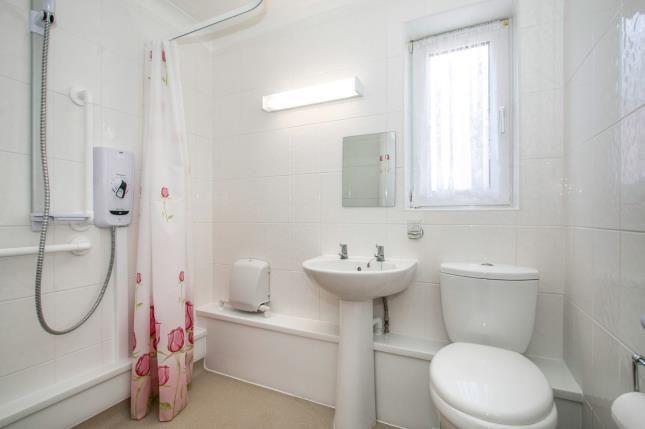 Wet Room of 34 Sea Road, Bournemouth, Dorset BH5