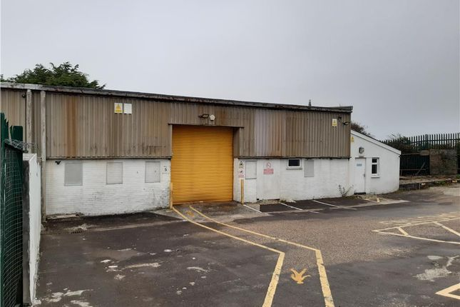 Thumbnail Industrial to let in Penbeagle Industrial Estate, St. Ives, Cornwall