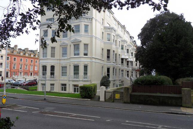 Thumbnail Flat to rent in Leaside Court, Clifton Gardens, Folkestone, Kent