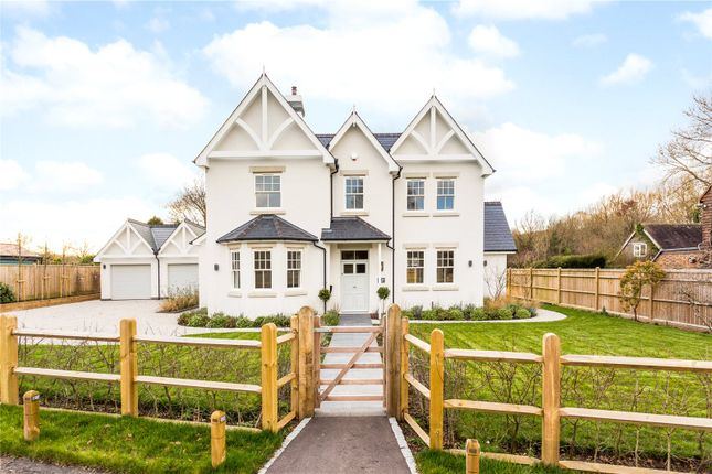 Thumbnail Detached house for sale in Station Road, Withyham, Hartfield, East Sussex