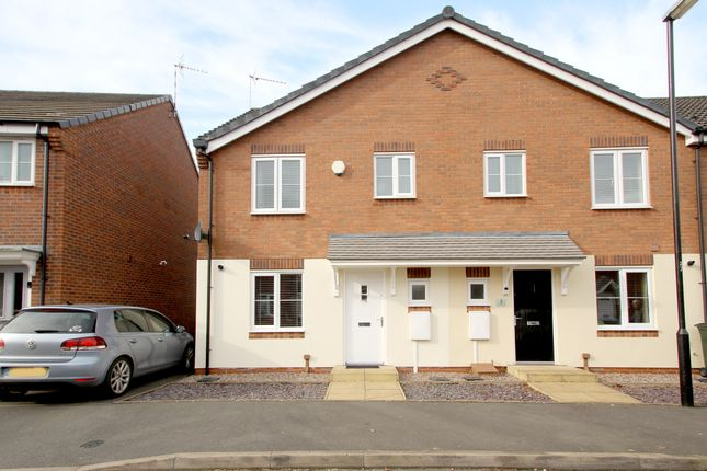 3 bed end terrace house for sale in Buchanan Close, Coventry CV4