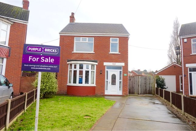 Thumbnail Detached house for sale in Lydbrook Road, Scunthorpe