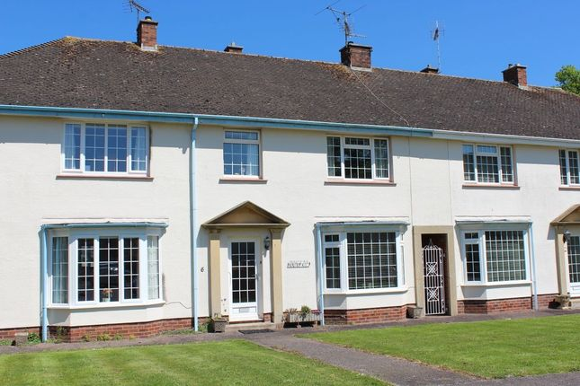 Thumbnail Terraced house for sale in The Grove, Sidmouth