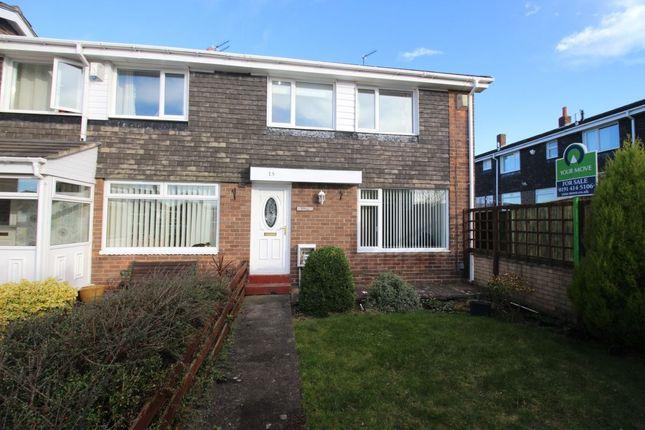 Thumbnail Terraced house for sale in Meldon Way, Winlaton, Blaydon-On-Tyne