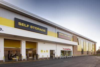 Warehouse to let in Big Yellow Self Storage Poole, 2 Nuffield Road, Nuffield Industrial Estate, Poole