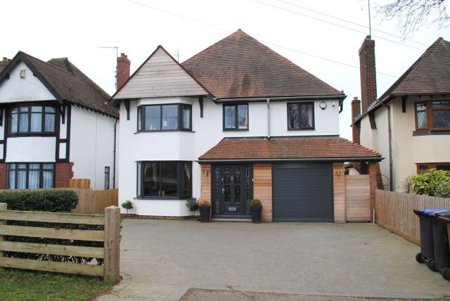 Thumbnail Detached house for sale in Welford Road, Kingsthorpe, Northampton