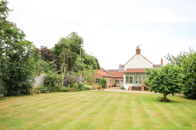 Thumbnail Detached house for sale in Back Lane, West Caister, Great Yarmouth