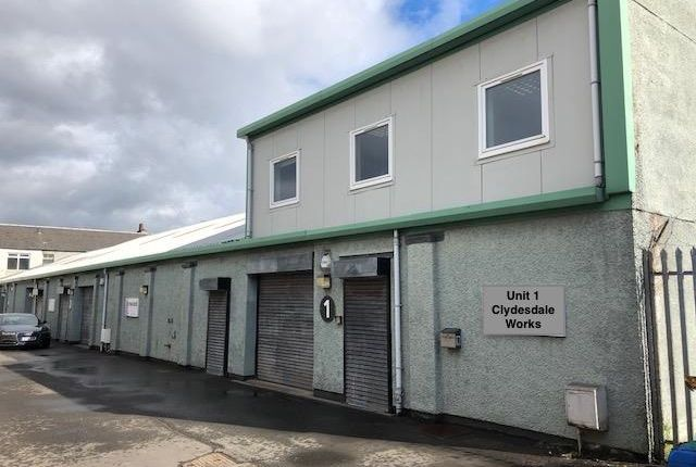 Thumbnail Industrial for sale in Unit 2, 337 Bogmoor Road, Glasgow, City Of Glasgow