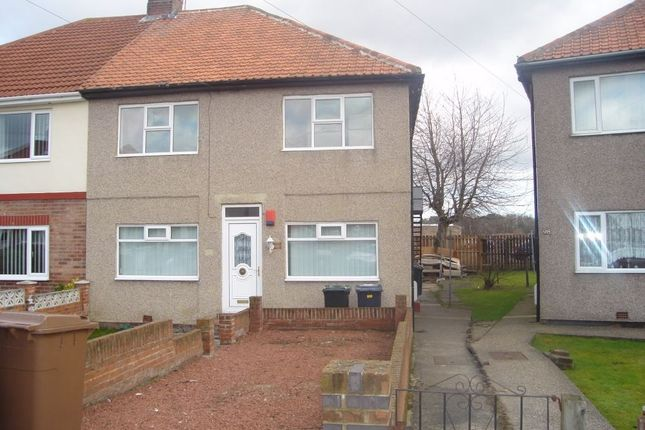 Thumbnail Flat to rent in Sydney Grove, Wallsend, Tyne And Wear