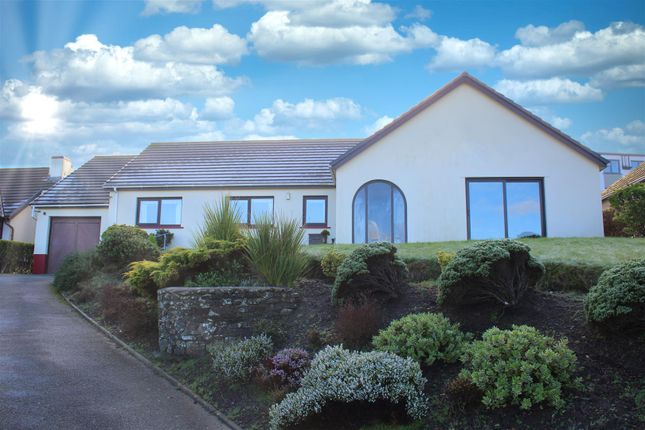 Thumbnail Detached bungalow for sale in Driftwood Close, Broad Haven, Haverfordwest