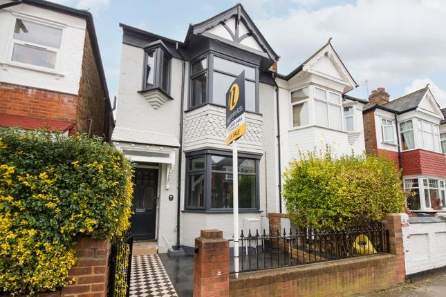 Thumbnail Flat for sale in Sydney Road, London