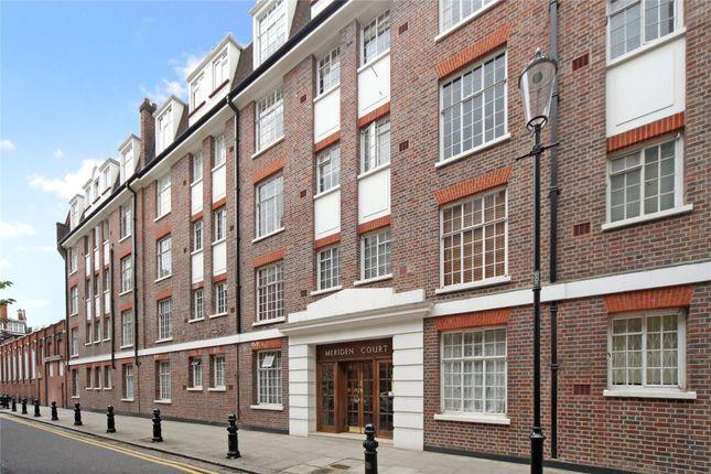 Exterior of Meriden Court, Chelsea Manor Street, Chelsea, London SW3