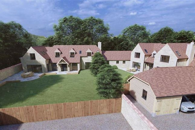 Thumbnail Barn conversion for sale in Caversfield, Bicester