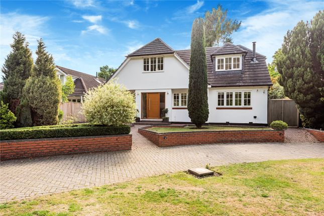 Thumbnail Detached house for sale in Telegraph Road, West End, Southampton, Hampshire