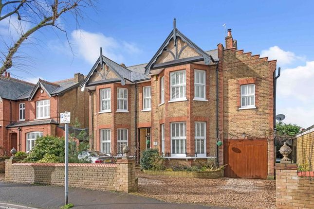 Thumbnail Detached house for sale in St. Johns Road, Sidcup