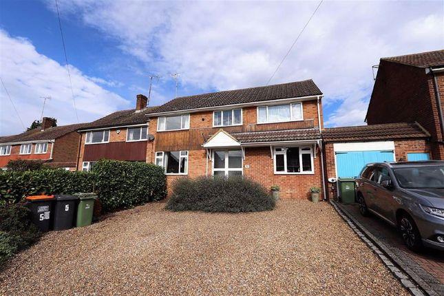 Thumbnail Semi-detached house for sale in Sheepcote Crescent, Heath And Reach, Leighton Buzzard