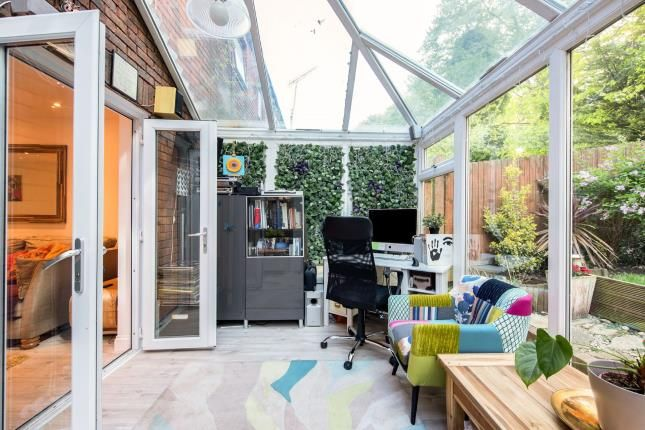 Conservatory of Springfield Close, Woodsidepark, London, . N12