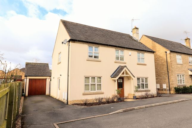 Detached house for sale in Chedworth Drive, Winchcombe, Cheltenham
