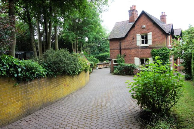 Thumbnail Property for sale in Compton Hill Drive, Compton, Wolverhampton