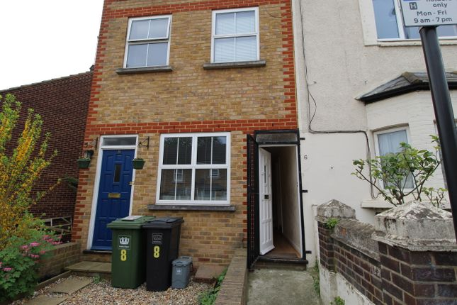Thumbnail Flat to rent in Nightingale Grove, Hither Green, London