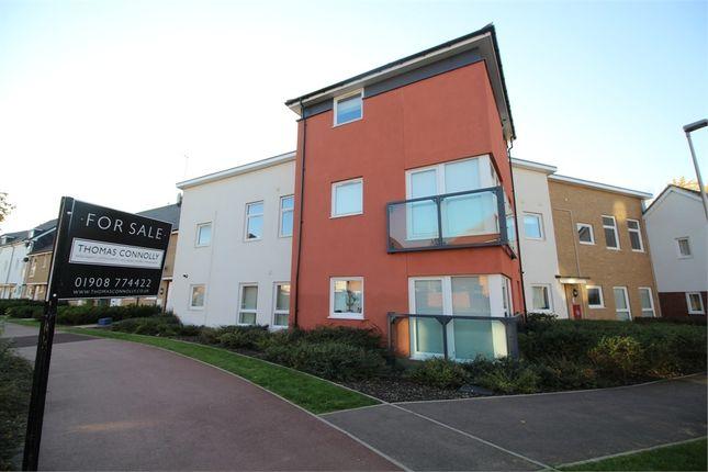 2 bed flat for sale in Pond Gate, Redhouse Park, Milton Keynes