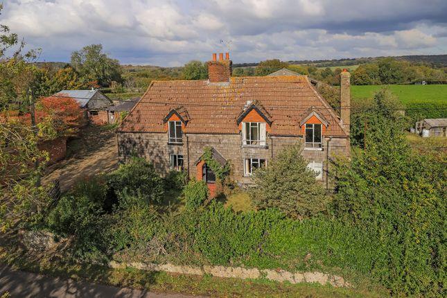Thumbnail Farmhouse for sale in Ramsdean, Petersfield