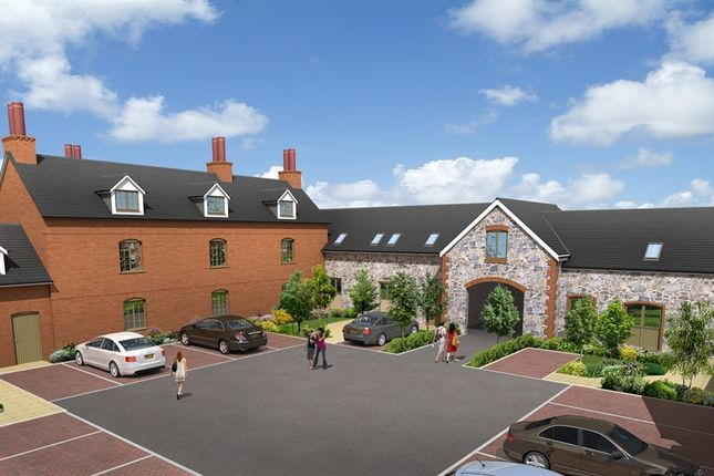 Thumbnail Land for sale in Newstead Way, Loughborough